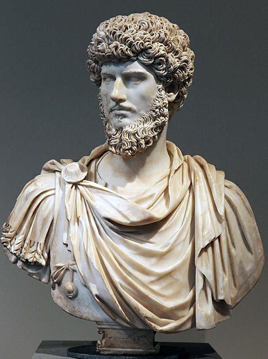 LUCIO VERO - LUCIUS VERUS | romanoimpero.com